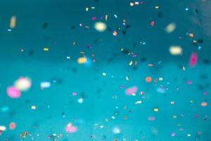 celebration sparkles